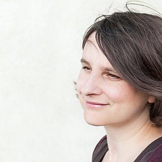Portrait Ildikó Dietrich - Mediendesign aus Potsdam